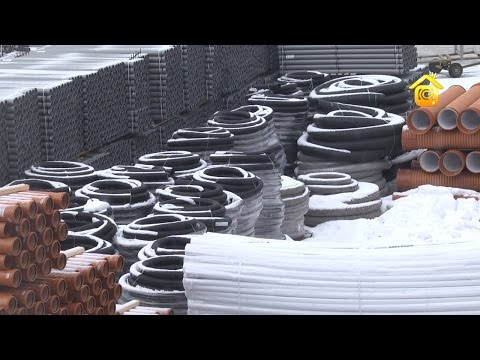 Дренажные трубы для отвода грунтовых вод: виды, цены, производители и технология монтажа