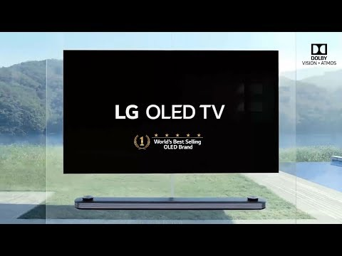 LG OLED TV – Cinematic Dolby Experience