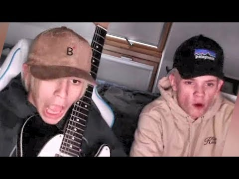 Bars and Melody: 'So Boring' YouNow (17/5/17)