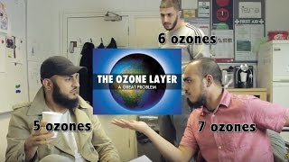 quranic miracle of the ozone layer