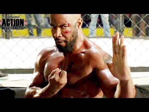 MICHAEL JAI WHITE | Best Fight Scenes Clip Compilation