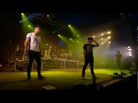 The Wanted - Warzone (T in the Park 2012)