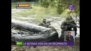 Haciendo el Servicio Militar de Chile / 2014
