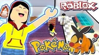 The Start of New Pokemon Adventure! - Roblox Pokemon Brick Bronze EP1 - DOLLASTIC PLAYS!