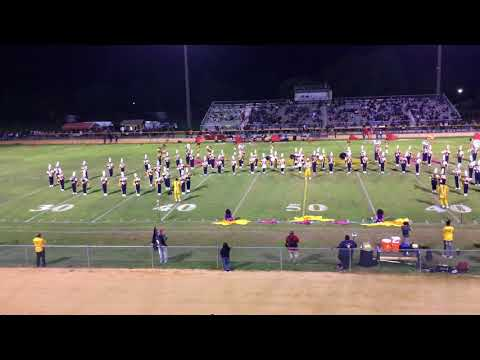 E.E. Smith Magnificent Marching Machine Homecoming 2017 OCT 13