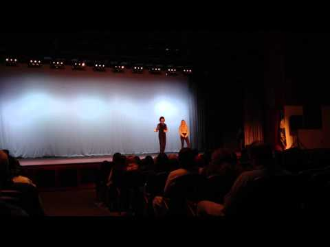 Teddy Magic Trick at West Babylon High School Talent Show