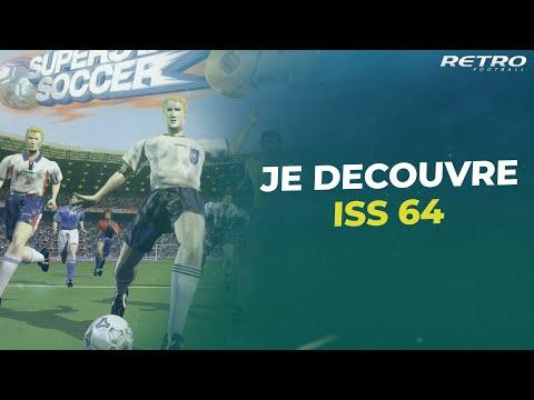 Retro Football : Je découvre ISS 64 (Légendaire)