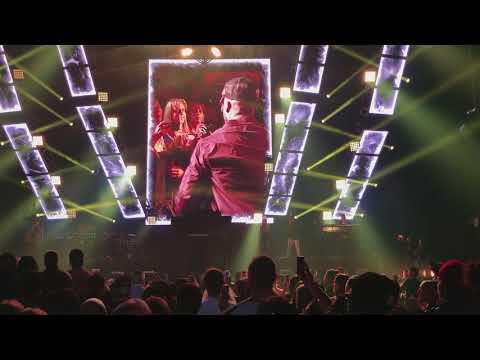 Nicky Jam en Concierto en Montréal 2017 - Eres tu mi Tesoro
