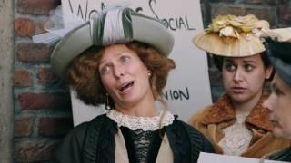 Die Suffragettenbewegung