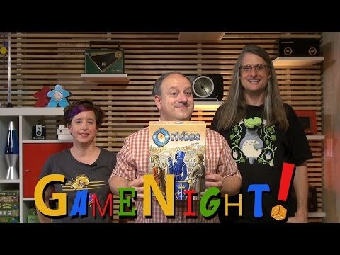 Orléans - GameNight! Se3 Ep13