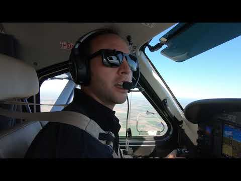 Pilot Test Flight: Kodiak Standby Avionics and Grass Landing