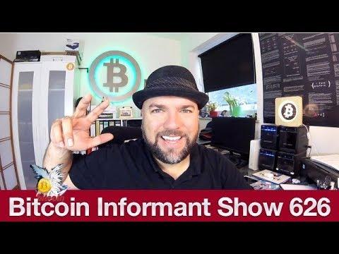 #626 AT&T akzeptiert Bitcoin, Russland goldgedeckte Kryptowährung & Bitcoin Luxusuhr Franck Muller