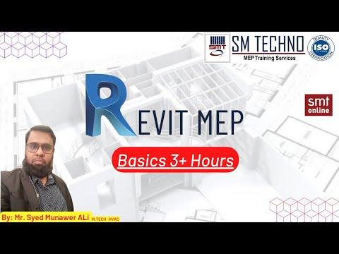 REVIT MEP BASICS
