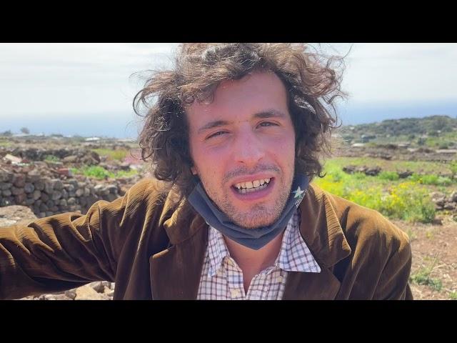 Il viaggio di Francesco - Da Pantelleria a Torino, per l'Italia con l'asino pantesco