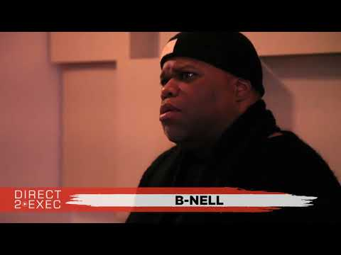 B-NELL Performs at Direct 2 Exec NYC 12/17/17 - Atlantic Records