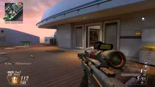 flash scope black ops 2 - no scope triple feed,colate wall bang plus une balle trois mort