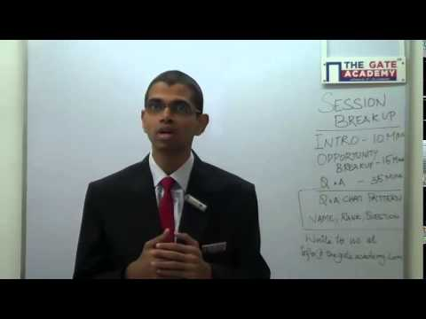 Instrumentation Engineering | GATE Guidance Interactive Session | Career Opportunities after GATE