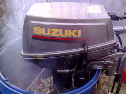 Suzuki 9 9 hp outboard motor 1994r 2 stroke dwusuw for Suzuki outboard motors reviews