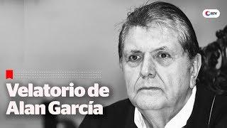 Cronología del fallecimiento de Alan García, traslado y velatorio | RTV Especiales