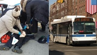 Rookie NYPD shot in Brooklyn while attempting to bust bus fare-beaters
