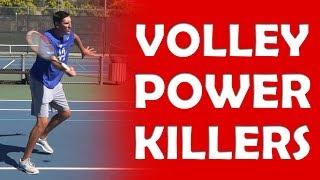 3 Volley Power Killers   POWER KILLERS