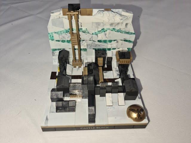 Mega Construx Castle Black