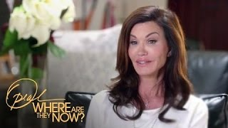 How Janice Dickinson Really Feels About Tyra Banks | Where Are They Now | Oprah Winfrey Network