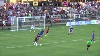 Match Highlights: SRFC vs Colorado Rapids Reserves