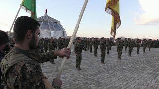 В Сирии турецкие военные начинают операцию против курдов.