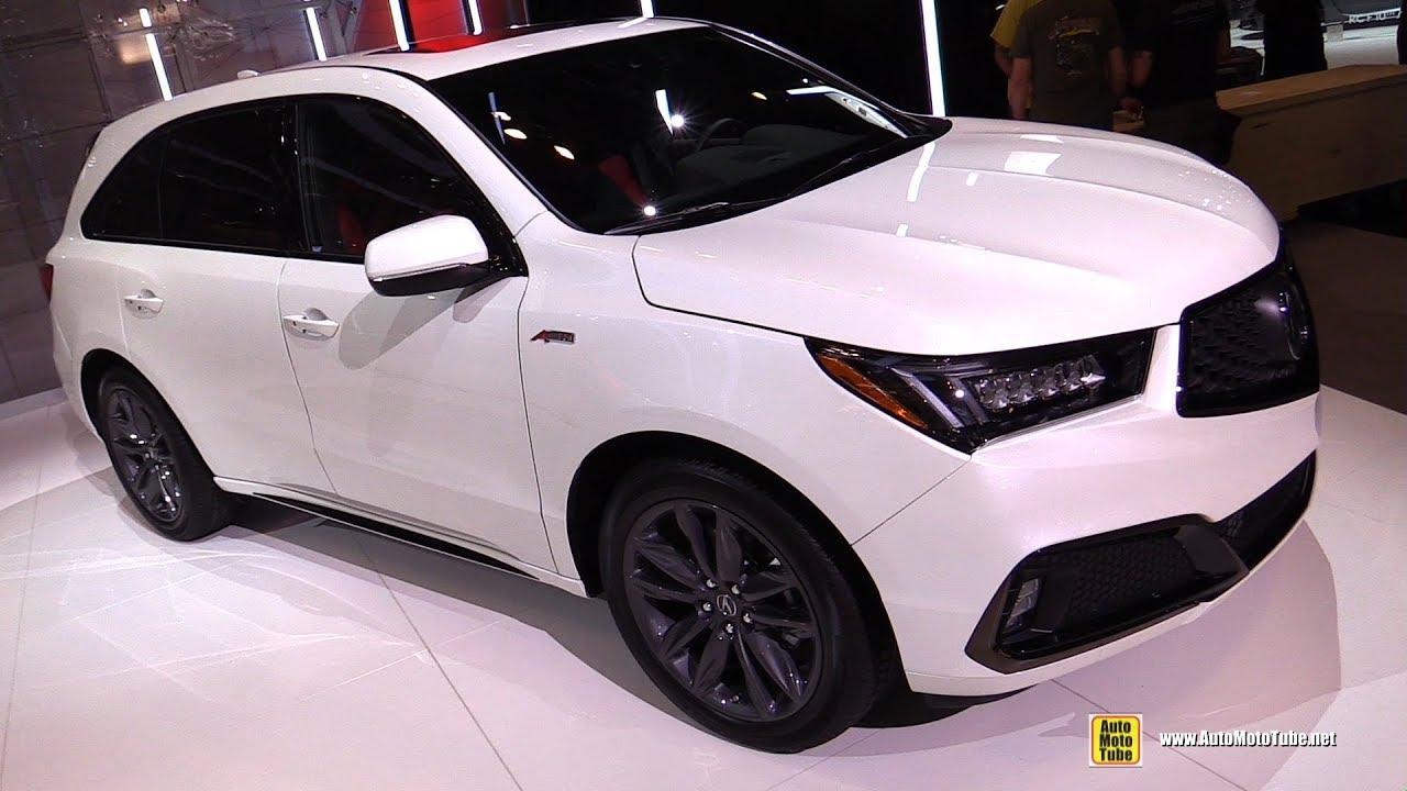 2018 Acura MDX A-Spec - Exterior and Interior Walkaround