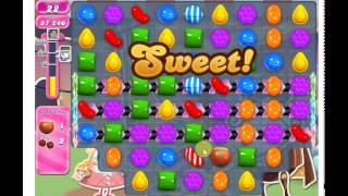 Candy Crush Saga Level 551