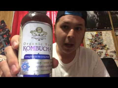 Live and Uncut: Kombucha Tasting
