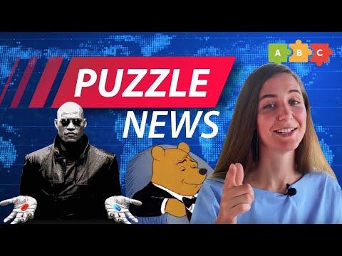 Puzzle News: 5 конструкций с Have, 10 выражений с Work, 16 бород и одна Матрица