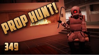 Anderson's Mass Effect Apartment! (Prop Hunt! #349)