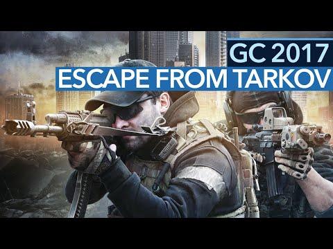 Escape from Tarkov - Gamescom-Demo: Quest-System, Chat-Erklärung & Gesten