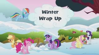 "MLP:FiM - ""Winter Wrap Up"" Music Video [Ger][1080p / Album]"