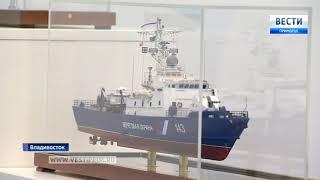 видео Международный дальневосточный морской салон во Владивостоке
