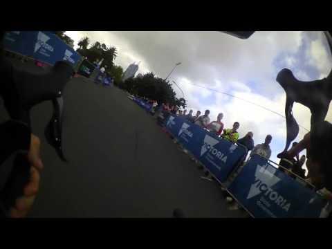 Jesse Kerrison - Herald Sun Tour Prologue 2016