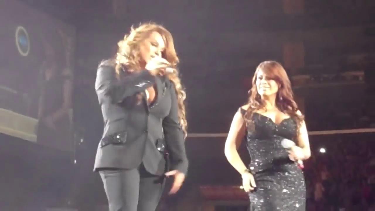 Basta Ya - Jenni Rivera & Olga Tanon @ Staples Center ... Jenni Rivera Funeral Staple Center