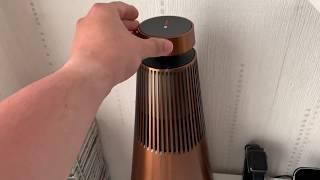Bang & Olufsen BeoSound 2 sound test