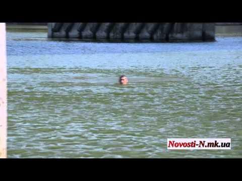 Видео Новости-N: Прыжки с 'моста смерти' в Николаеве