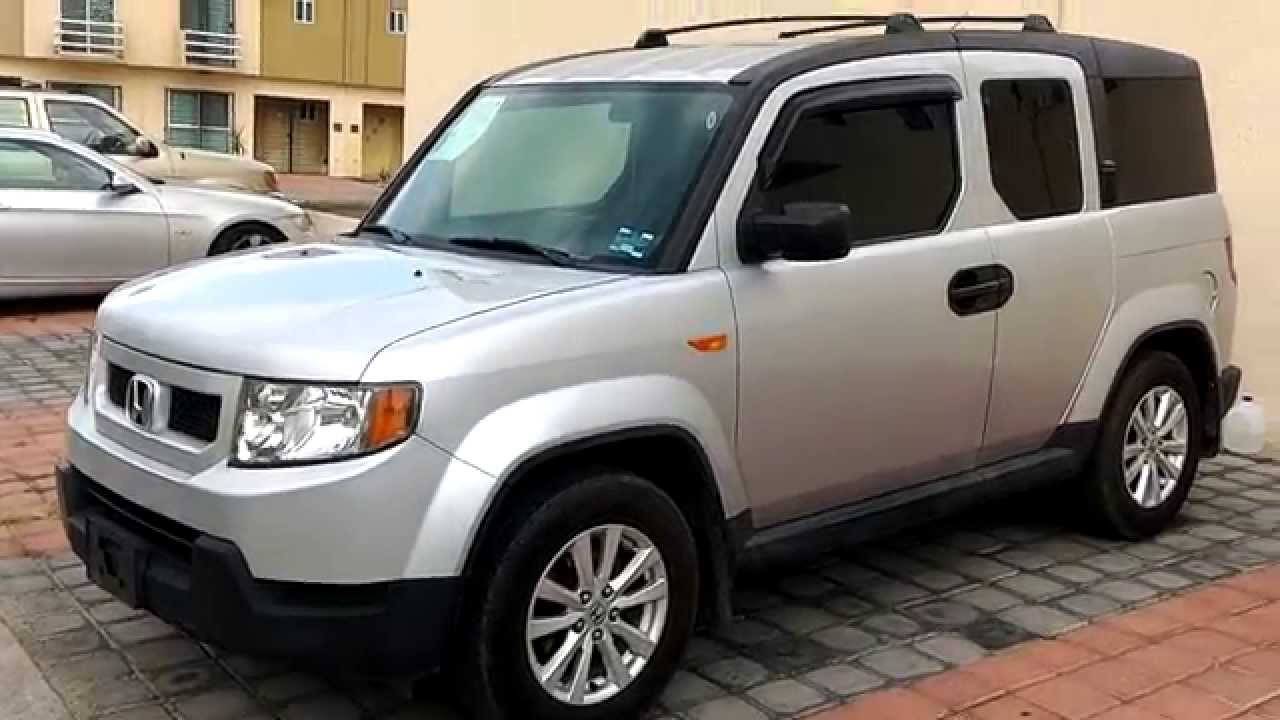 honda element 2009 autoslos2laredos youtube. Black Bedroom Furniture Sets. Home Design Ideas