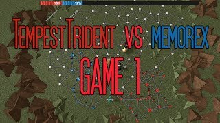 Risky Strats Tournament | TempestTrident vs Memorex2075 Game 1