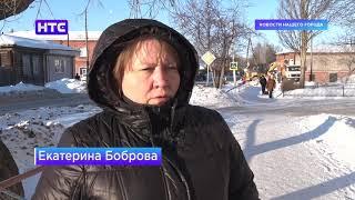 Коммунальные службы города круглосуточно очищают город от снега