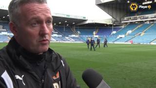 Paul Lambert Speaks After Win At Leeds