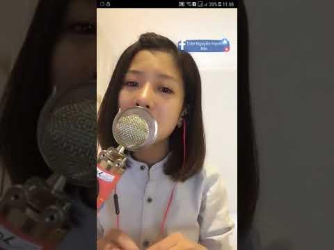 559 BIGO LIVE VIET NAM   Hạnh Nhi Dễ Thương Hát Nhạc Bolero Trên Bigo