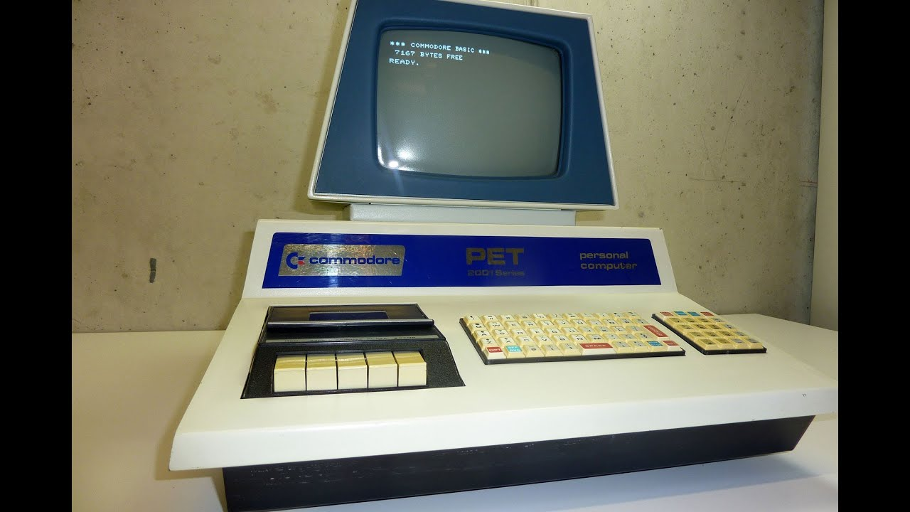 Commodore PET 2001 - \