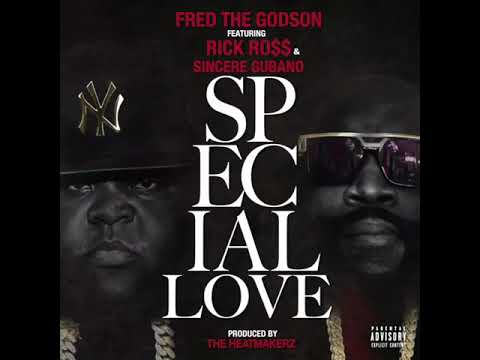 Image result for Fred The Godson Ft. Rick Ross - Special Love