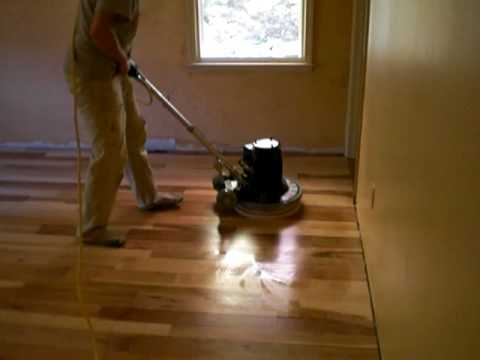 Natural Floor Finish Georgeous No Poison Do It Yourself Youtube