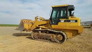 2005 Caterpillar 963C Track Loader For Sale Running & Operating Video!